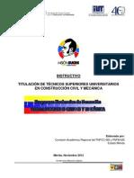 PNFCC - Instructivo de elaboración de Proyecto Sociotecnológico 301112