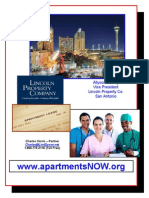 Allyson McKay Lincoln Property San Antonio 9-3-13