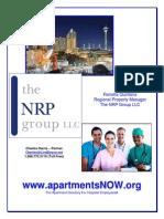 NRP Group San Antonio Info Packet 8-22-13