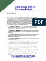 Recruiting Nurses Full Article 9-3-13 (Susan Flores)