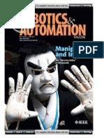 Robotica y Automatizacion (RAS) PARTE I