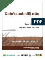 Coleção Funart - Aylton Escobar - Canto Ciranda (AO) chão