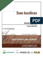 Coleção Funart - Almeida Prado - Duas bucólicas
