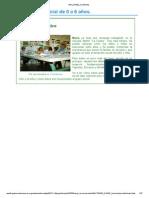 DSA Unidad 2 El desarrollo social de 0 a 6 años