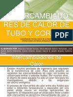 Intercambiadores de Calor de Tubo y Coraza