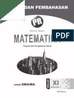 03 Kunci Jawaban dan Pembahasan MAT XIA IPS.pdf