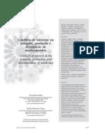 Conflitos de Interesse Na Pesquisa, Producao e Divulgacao de Medicamentos