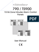 DSC PC585 Installation Manual | Security Alarm | Technology