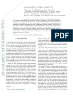 The Phase Transition in Random Catalytic Sets
