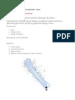 150 - Understanding Optimization Design Studies