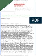 Massoneria - I Rapporti Fra Mormonismo e Massoneria_ Una Breve Storia