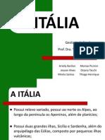 Italia - Geologia