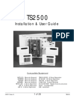 TS2500 Intall&User Guide