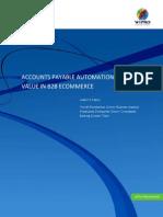 Accounts Payable Automation Unlocking Value b2b Ecommerce