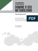 Domine o Seu Metabolismo