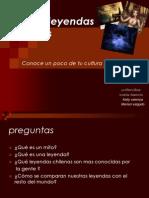 Mitos y Leyendas Chilenas II