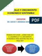 Desarrollo y Crecimiento Economico Sostenible