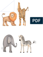 Animales de La Selva Bonitos