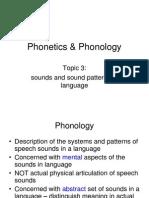 Phonetic Script Symbols