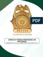Curso Tecnico Profecional en Explosivos Bogota Colombia