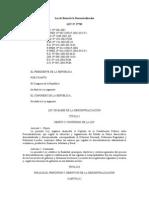 Ley No 27783 BASES DE LA DESCENTRALIZACION.pdf