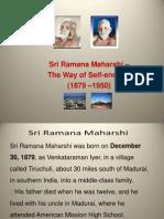 Ramana Maharshi Namaha