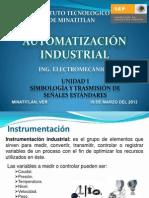 Unidad 1 Automatizacion