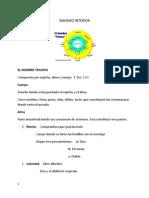 Sanidad Interior Manual del  Maestro