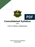 Final Syllabus