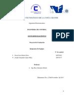 Reporte Proyecto Levitador Magnetico