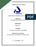 REPORTE UNIDAD II DE FILOSOFÍA
