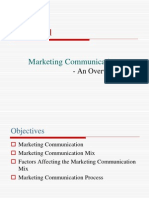 1 Marketin Communication an Overview