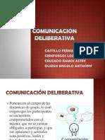 COMUNICACIÓN DELIBERATIVA