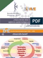1 Hacia Donde Va La Vigilancia Epidemiologica en Mexico
