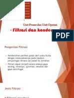 Filtrasi Dan Kondensasi_kelompok 6