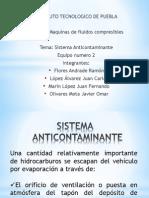 Sistema Anticontaminante