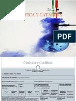 CINÉTICA Y CATÁLISIS 2009
