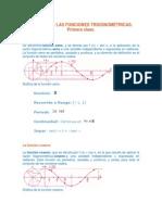 Grafica de Las Funciones Trigonomc3a9tricas