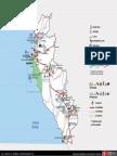 Mapa Turistico de Ica
