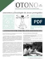 C. Diseño de Reservas y Areas Protegidas