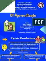 Presentacion Del Aprendizaje