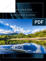 The Amazon River Cruise Planner