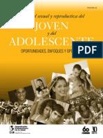 salud sexual y reproductiva de jóvenes y adolescentes_oportunidades, enfoques y opciones