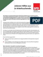 090219 Flugblatt Unions-Blockade