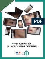 DP Agir Contre Le Harcelement a l Ecole Guide 284264