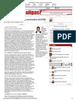 25-11-2013 'Nuevos consejeros nacionales del PRI'