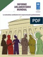 Informe Parlamentario Mundial 2012