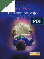 El Libro Salvaje Fragmento by Juan Villoro