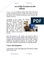Treatment of Hip Fractures in the Elderly