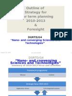 Strategic Focus 2010-2013 CT